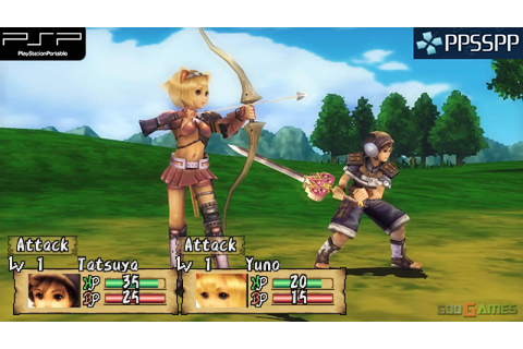 Brave Story: New Traveler APK + ISO PSP Download For Free