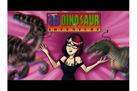 3D Dinosaur Adventure - Game Review (PC) - YouTube