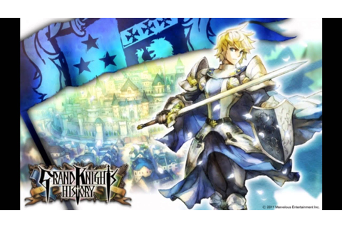 Grand Knights History OST - Fighting Back! - YouTube