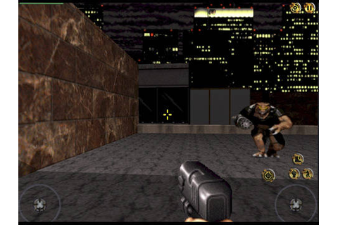 Duke Nukem 3D Mobile 240x320 Sony Ericsson Java Game ...