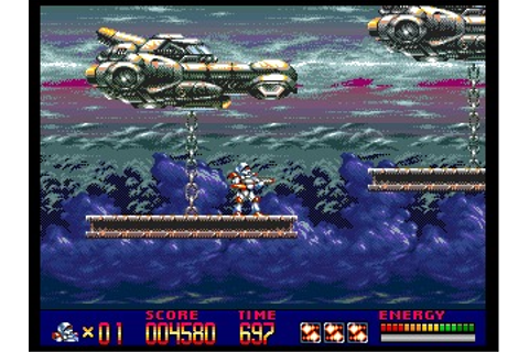 Turrican 3 (Amiga) Game Download