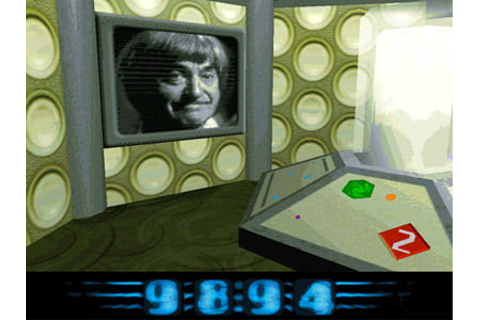 A Brief History of Doctor Who Video Games - Thumbsticks
