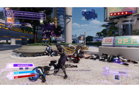 Recensione Agents of Mayhem, sarà folle quanto Saints Row?