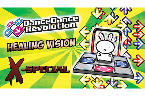 Dancing Stage MegaMix (Stepmania) Healing Vision (X ...