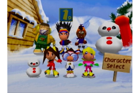 N64 snowboarding games - a definitive list | N64 Today