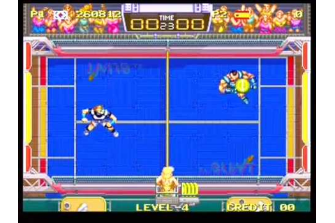 WindJammers: Flying Power Disc - Best 2 Player game Ever ...