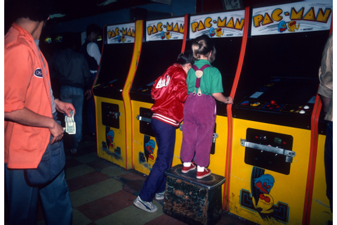 Photos: The golden age of video arcades – Timeline
