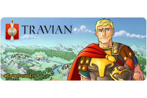 Play Travian game online for free | 4GameGround.com