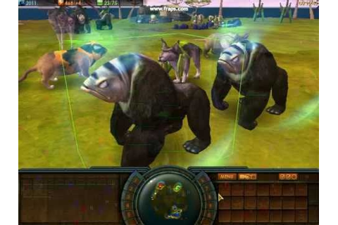 Impossible Creatures , strategy games, play cool, download ...
