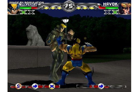 X-Men Mutant Academy 2 (USA) PSX / Sony PlayStation ISO ...