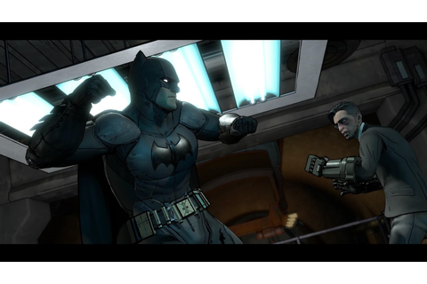 Batman The Telltale Series PC Game Free Download Full Version