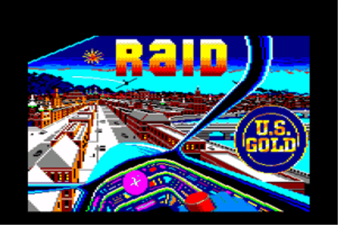 Download Raid Over Moscow - My Abandonware