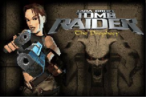 Tomb Raider The Prophecy - Symbian game. Tomb Raider The ...