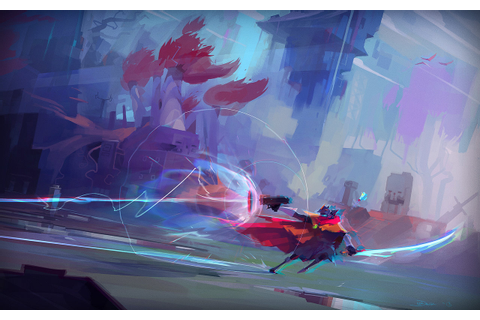 The Games of Chance: Regarding Hyper Light Drifter...