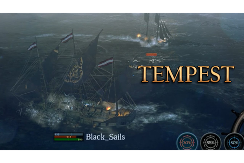 Let's play Tempest (PC game on Steam) by Lion's Shade ...