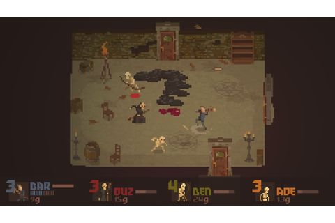 Crawl is retro fun with one major flaw (review ...