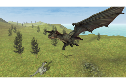 Flying Fury Dragon Simulator - Android Apps on Google Play