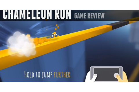 Game Review: Chameleon Run | TechCrunch