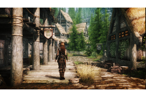 The Elder Scrolls V: Skyrim, Video Games Wallpapers HD ...