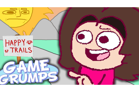 Happy Trails - Game Grumps Animated Flipnote - YouTube