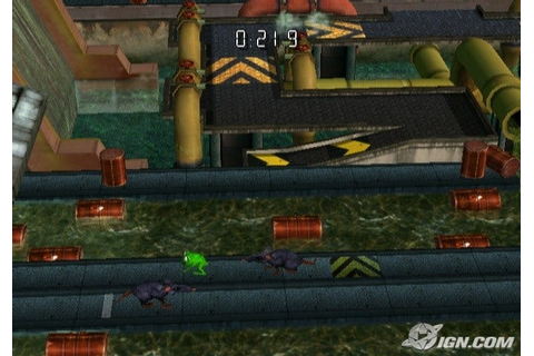 Frogger Returns Screenshots, Pictures, Wallpapers - Wii - IGN