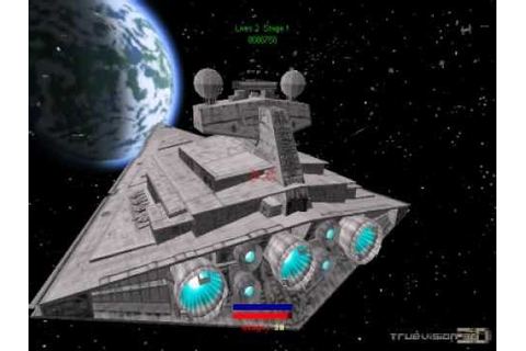 STARWARS Game The Battle of Yavin MOD - YouTube