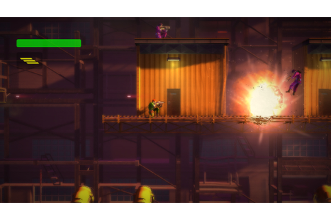 Download Bionic Commando: Rearmed Full PC Game