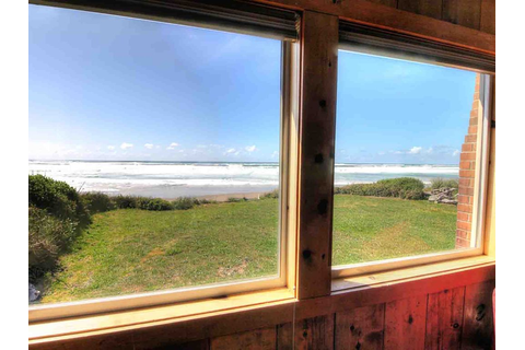 Oceanfront Home On Miles Of Sandy Beach! Game Room! Free ...
