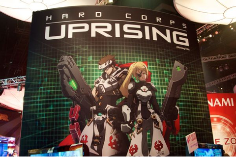 Games: Hard Corps: Uprising Review For Xbox 360