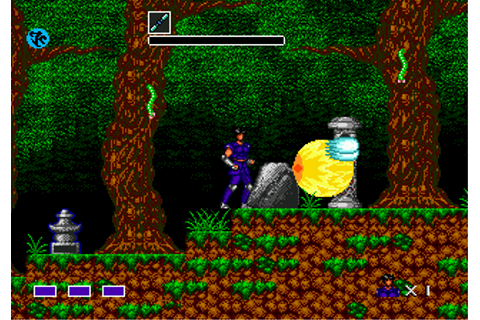 Mystic Defender (USA, Europe) (v1.1) ROM