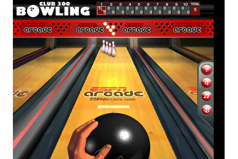 ESPN Club 300 Bowling Online Free Game | GameHouse