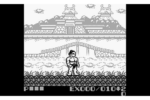 Play Sumou Fighter - Toukaidou Basho (Japan) • Game Boy ...