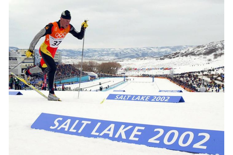 The history of the Winter Olympics - Salt Lake City 2002 ...