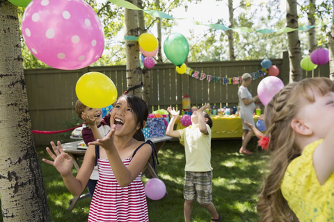 Children Birthday Parties Need Fun Party Games – Fort Nite ...