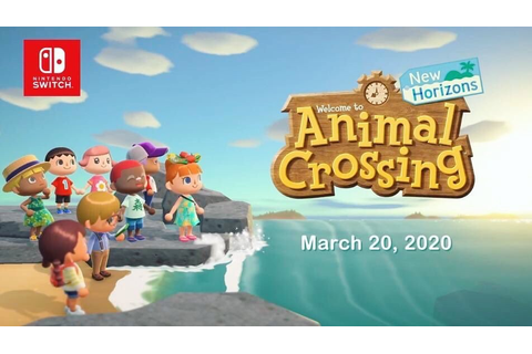 Animal Crossing: New Horizons Is Coming To The Nintendo ...
