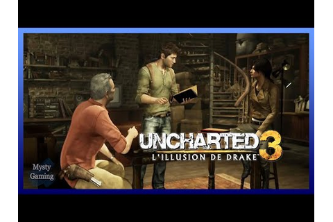 Uncharted 3 : L'illusion de Drake remastered - Film ...