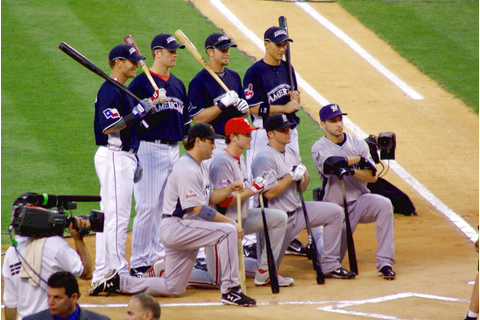 MLB 2008 All-Star Game - Home Run Derby - contestants | Flickr