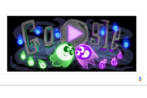 Google Halloween game: Doodle launches multiplayer 'Great ...