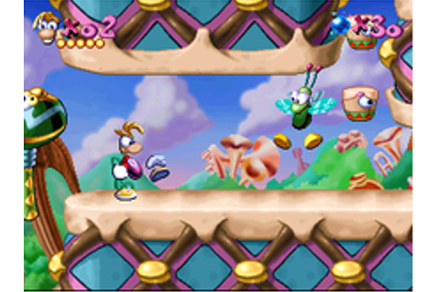 Rayman (video game) - Wikipedia