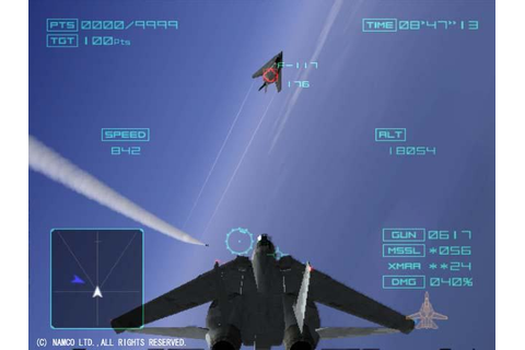 Ace Combat: Distant Thunder (Game) | GamerClick.it