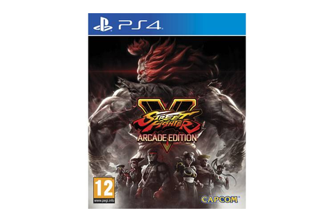 Buy Street Fighter V Arcade Edition Game | PS4 games | Argos