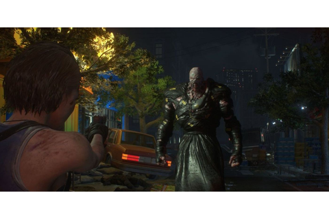 Resident Evil 3 Leaked Gameplay Screenshots Show New ...