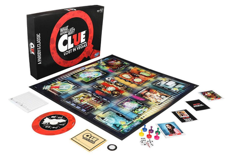 Hasbro Turned Clue from a Whodunit into a Hangover-style ...