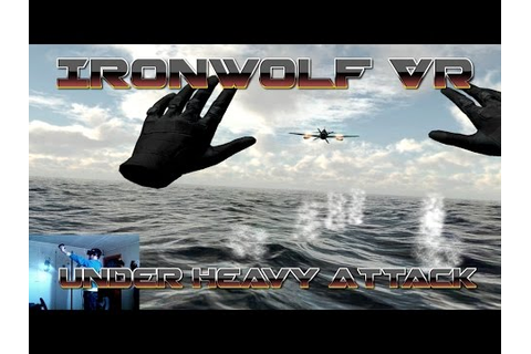 U-BOAT Multi-crew - Submarine Combat! (IronWolf VR Game ...