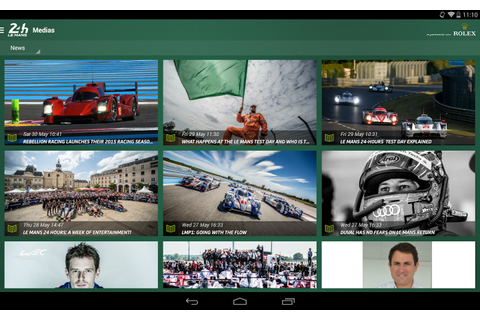 24 Heures du Mans® - Android Apps on Google Play