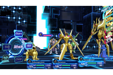 Digimon Story: Cyber Sleuth – Hacker's Memory Game-play ...