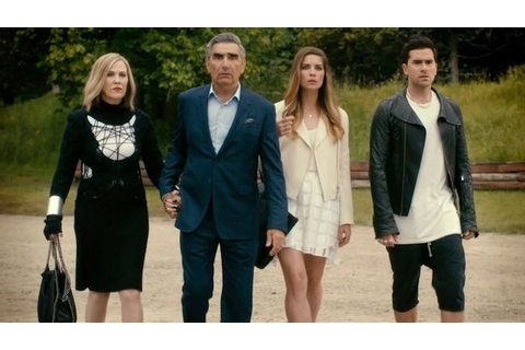 CW Seed Gets Schitt's Creek Streaming Rights; Adam Scott ...