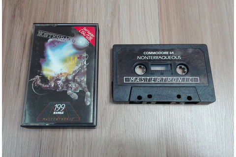 Nonterraqueous (C64) #commodore #retrogaming | Retro ...