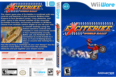 WWRE - Excitebike: World Rally