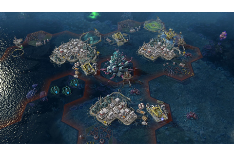 Beyond Earth: Rising Tide improves diplomacy, adds sci-fi ...